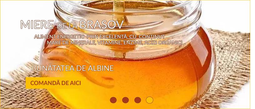 Miere Bio Brasov - Cea mai buna miere. De la munte.